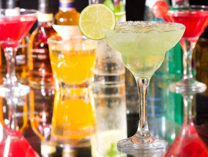 маргарита коктеила стоковое изображение