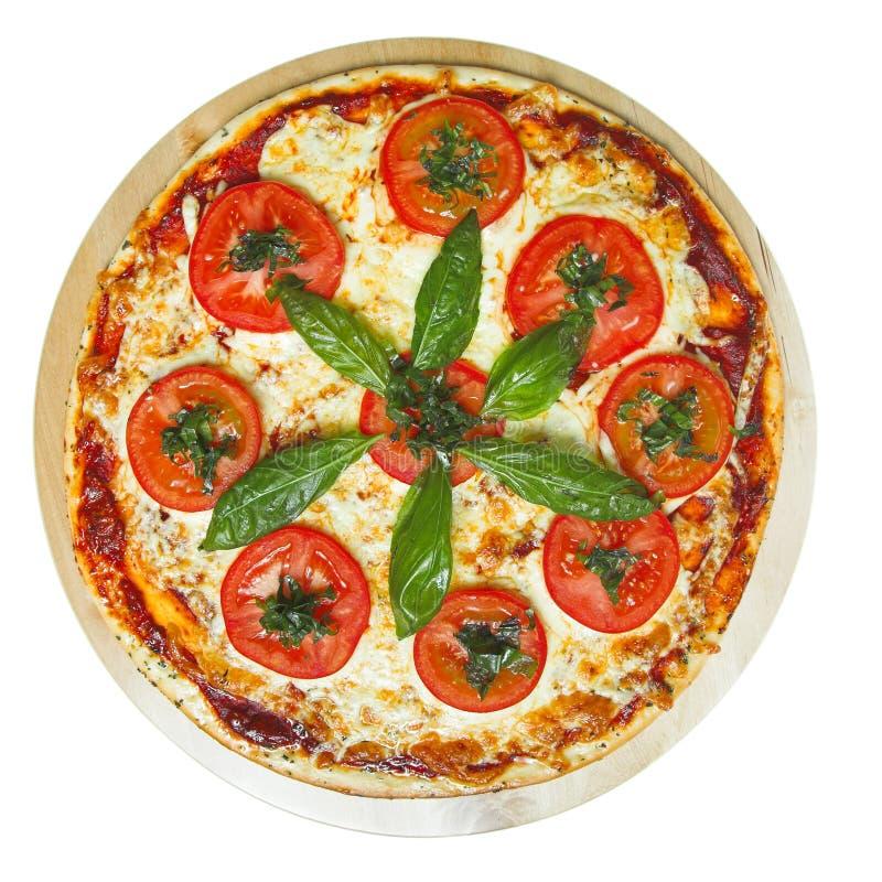 Маргарита пиццы стоковые фотографии rf