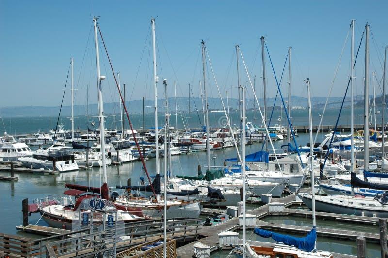 Download Марина стоковое фото. изображение насчитывающей корабли - 18398724