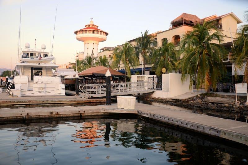 Марина Ixtapa стоковые фото