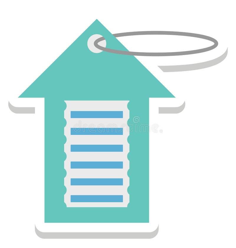 Маркируйте, обозначьте, коммерчески изолированные биркой значки вектора смогите быть доработайте с любым стилем бесплатная иллюстрация