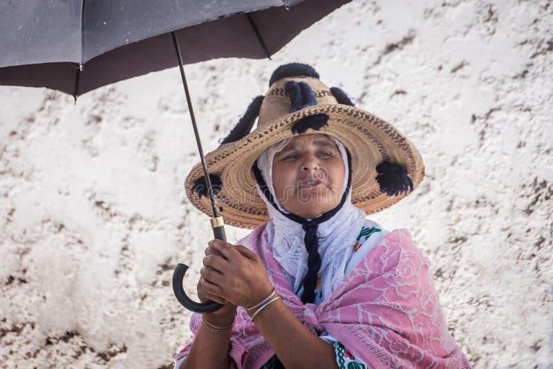 Марокканськие люди стоковая фотография rf