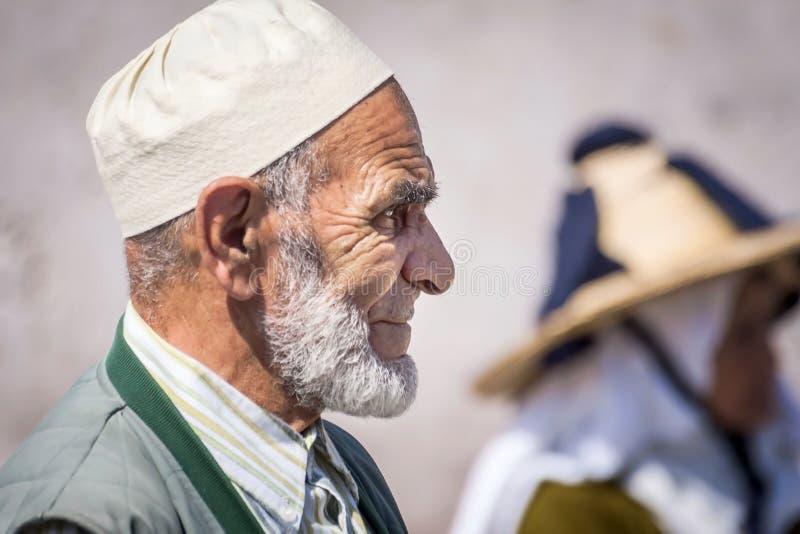 Марокканськие люди стоковое фото rf