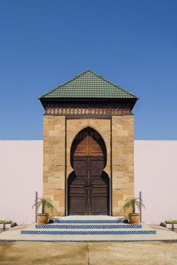 Марокканський строб стоковое изображение
