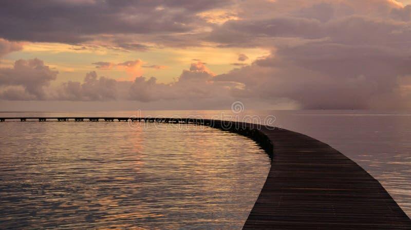 Мартиника, живописный город Sainte Энн в Вест-Индиях стоковое изображение rf