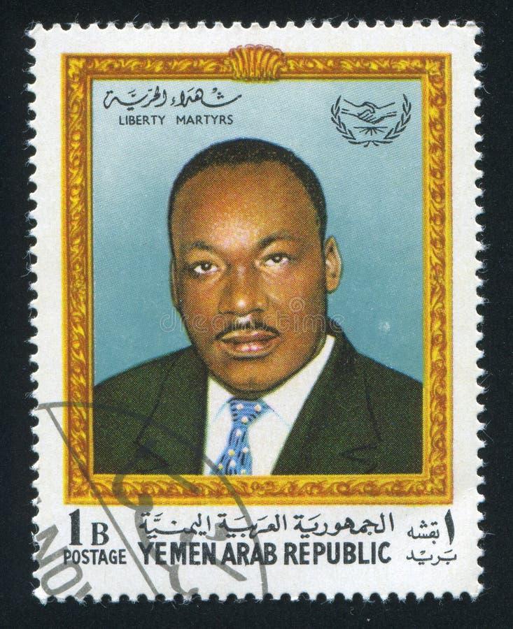 Мартин Лутюер Кинг стоковые изображения rf