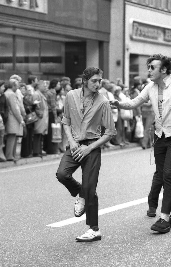 Марш кампании радио рок-н-ролл стоковая фотография rf