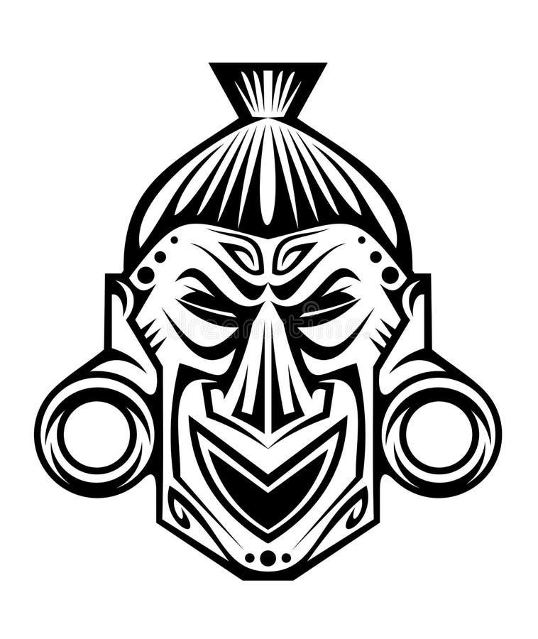 маска вероисповедная иллюстрация штока