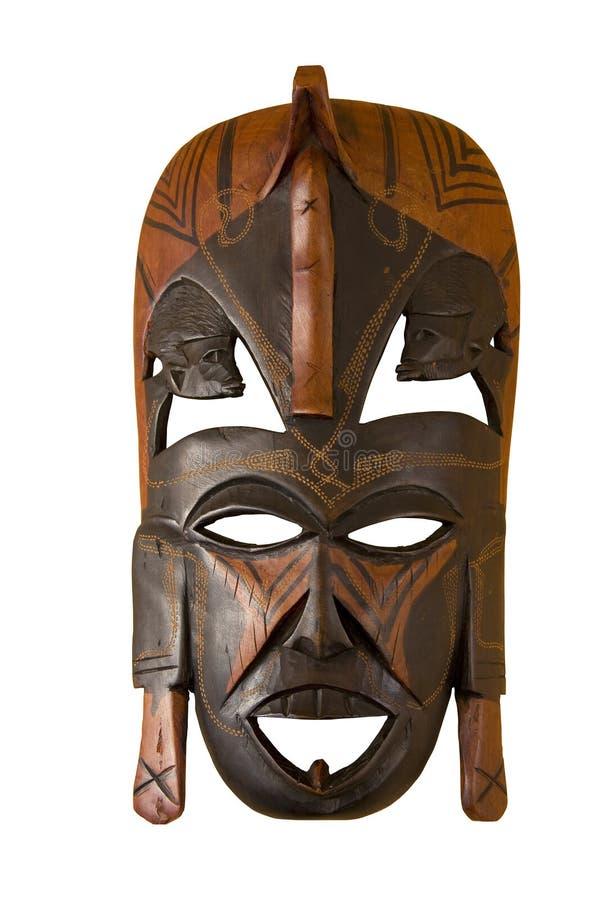 маска деревянная стоковая фотография rf