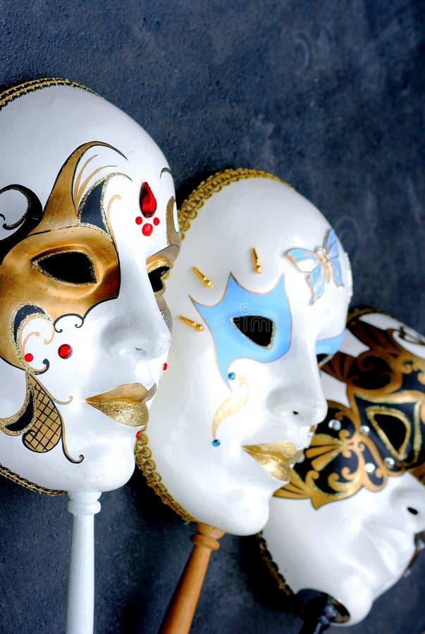 маска масленицы стоковая фотография