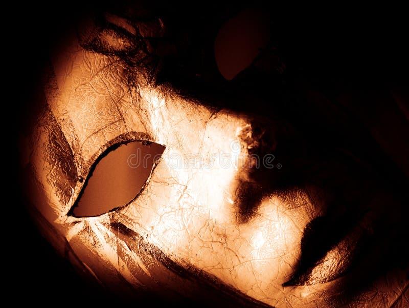 маска масленицы стоковое изображение