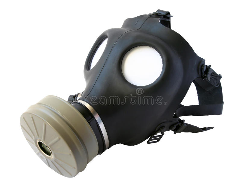 маска противогаза стоковое фото