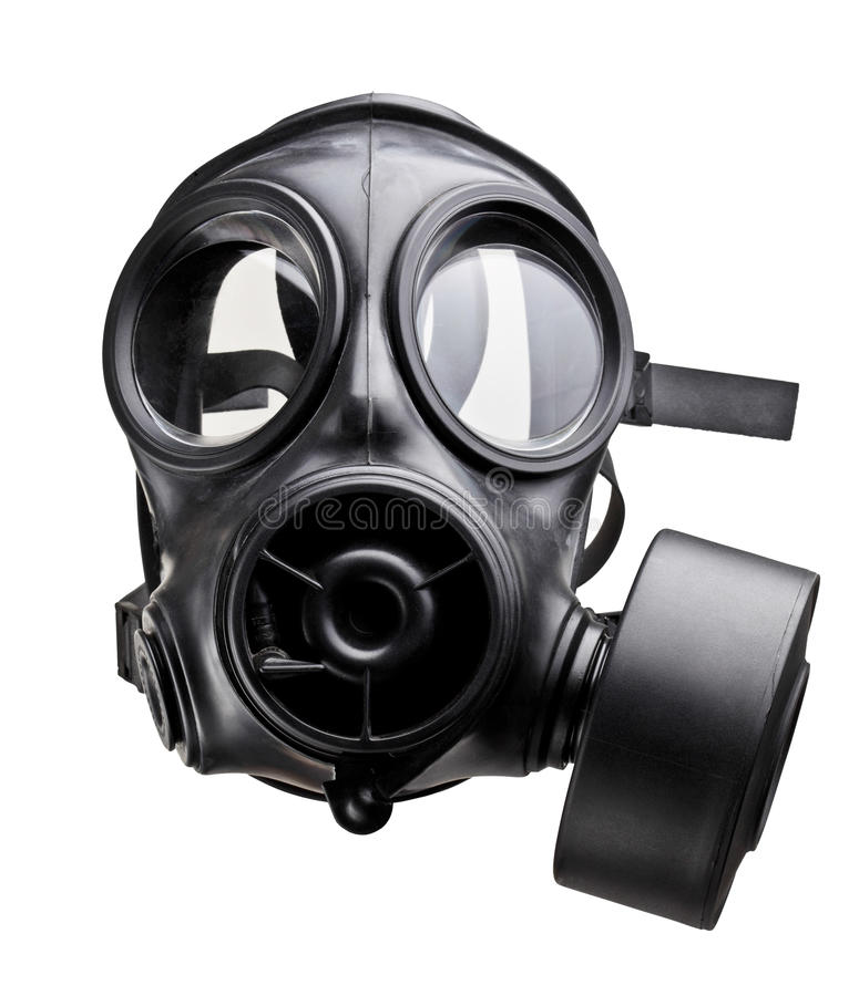 маска противогаза