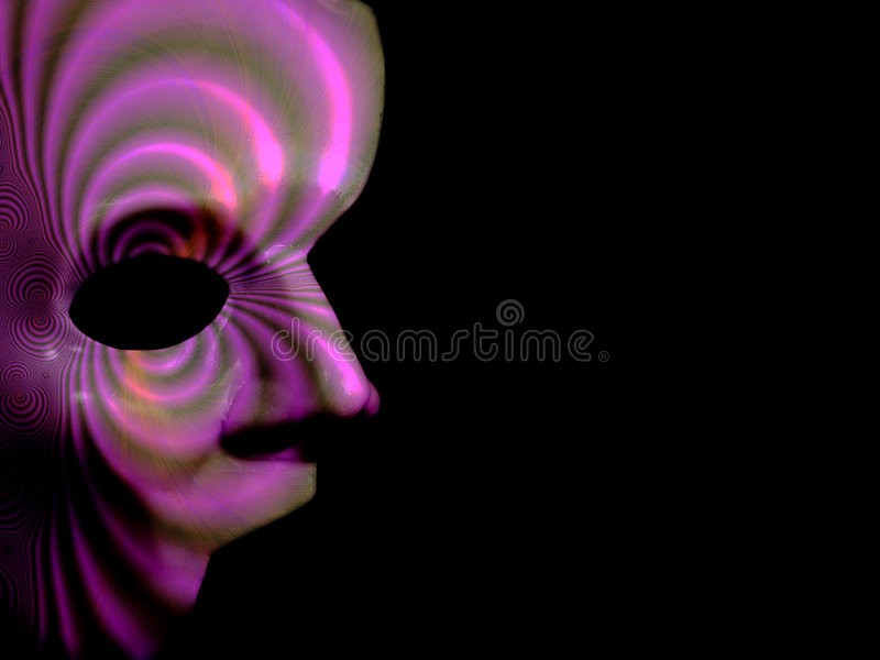 маска фрактали стоковые фотографии rf