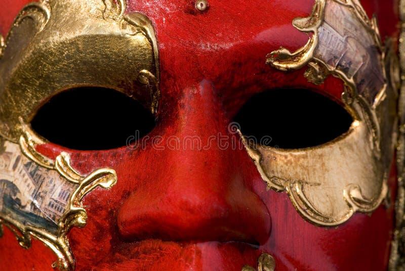 маска 5 venetian стоковое изображение