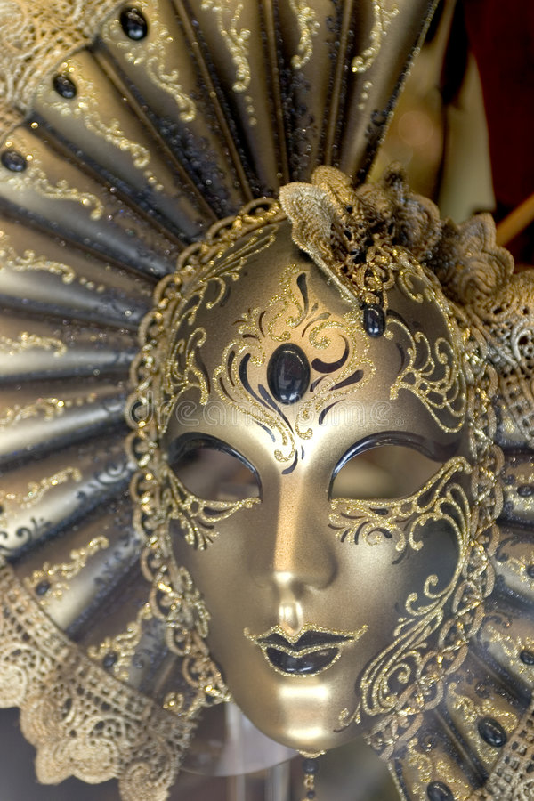 маска venetian venice масленицы стоковые изображения
