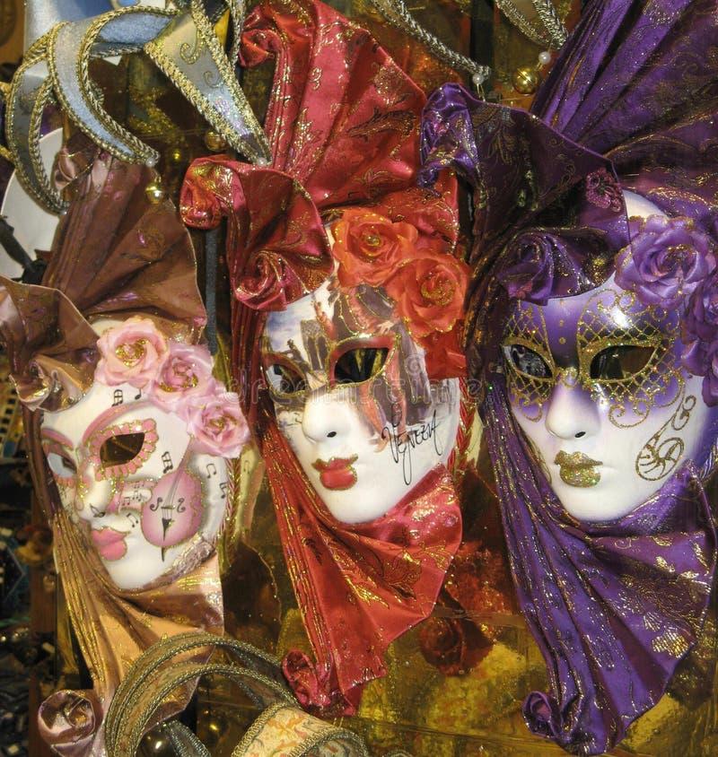 маскирует venetian стоковые фотографии rf