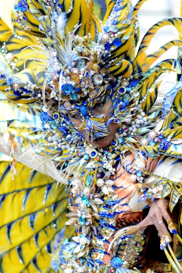 Масленица моды Jember стоковое изображение rf