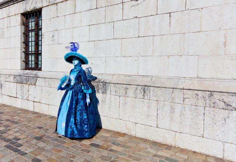масленица 2012 venetian стоковая фотография