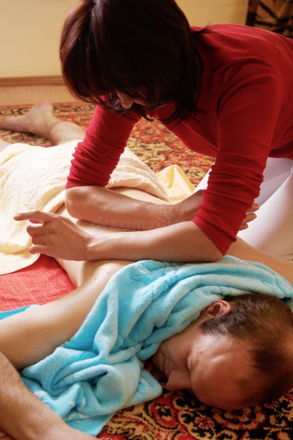 массаж тайский стоковые изображения