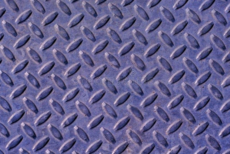 Массивная гальванизированная текстура металлического листа стоковая фотография rf