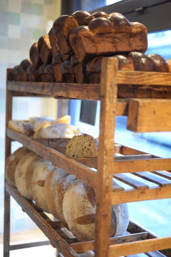 Мастерство хлебопекарни стоковая фотография rf