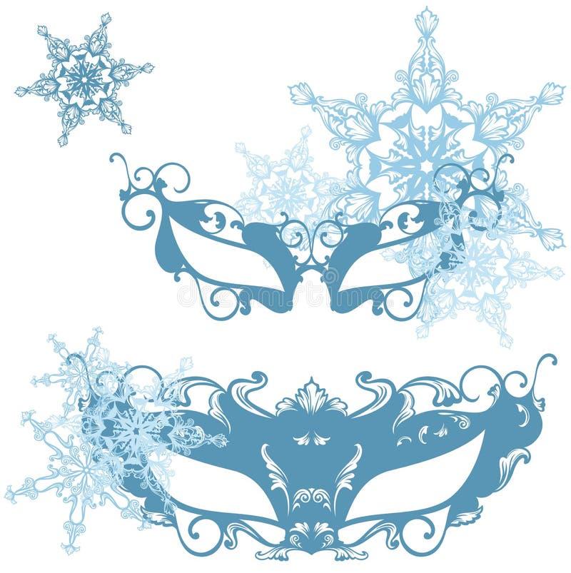 Масленица зимы иллюстрация вектора