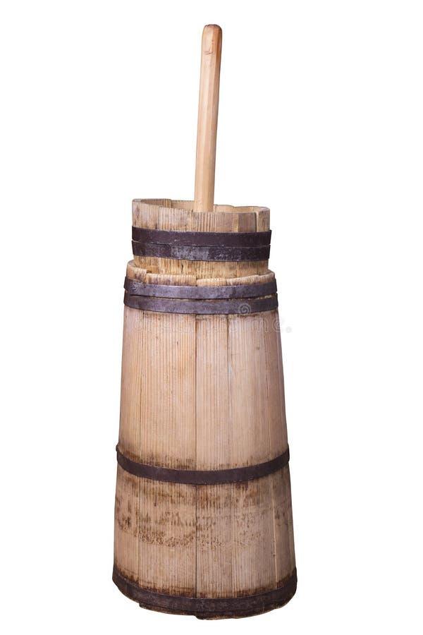 Маслобойка масла стоковое фото