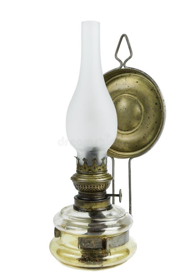 масло светильника старое стоковая фотография rf