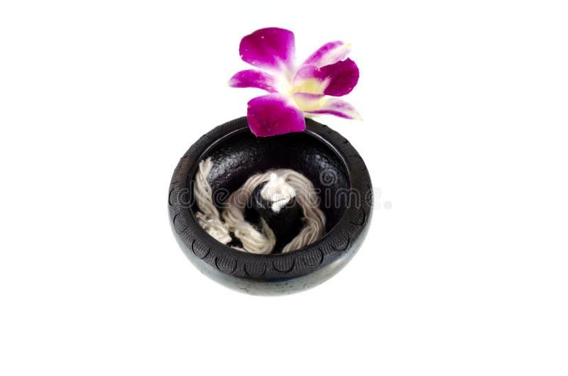 Download Масляная лампа стоковое фото. изображение насчитывающей орхидея - 33738432