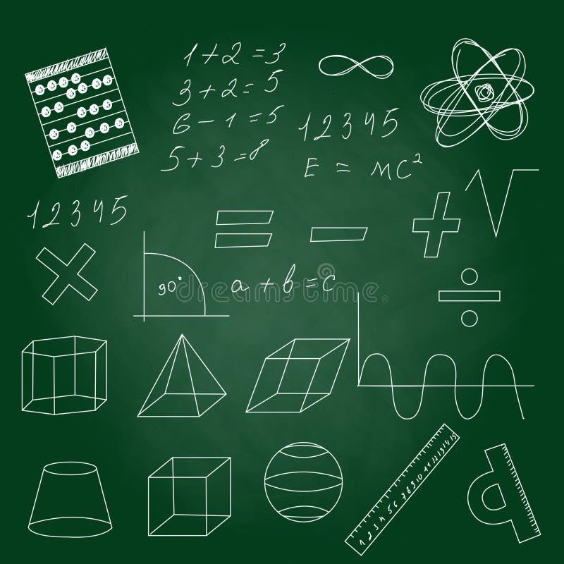 математика бесплатная иллюстрация