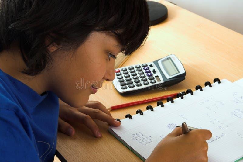математика стоковая фотография