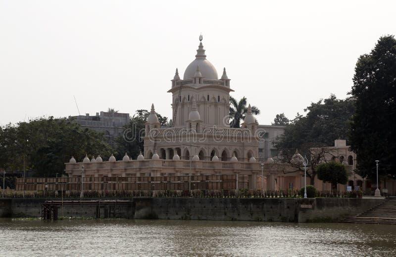 Математика Belur, штабы полета Ramakrishna в Kolkata стоковое фото