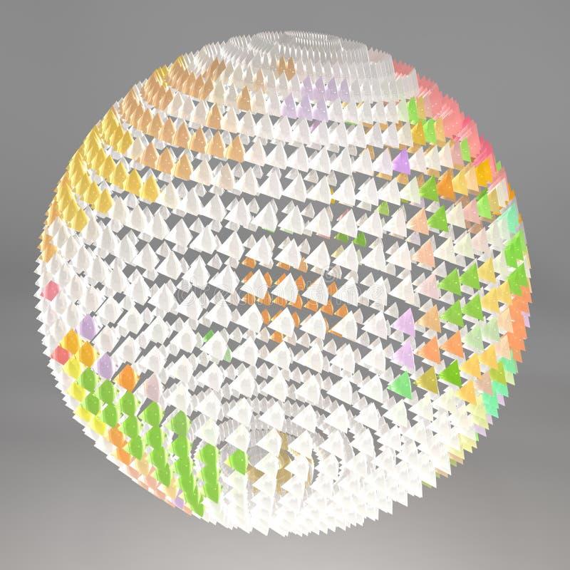 материки взорвали мир глобуса бесплатная иллюстрация