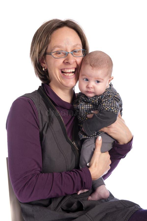 мать дочи младенца стоковая фотография