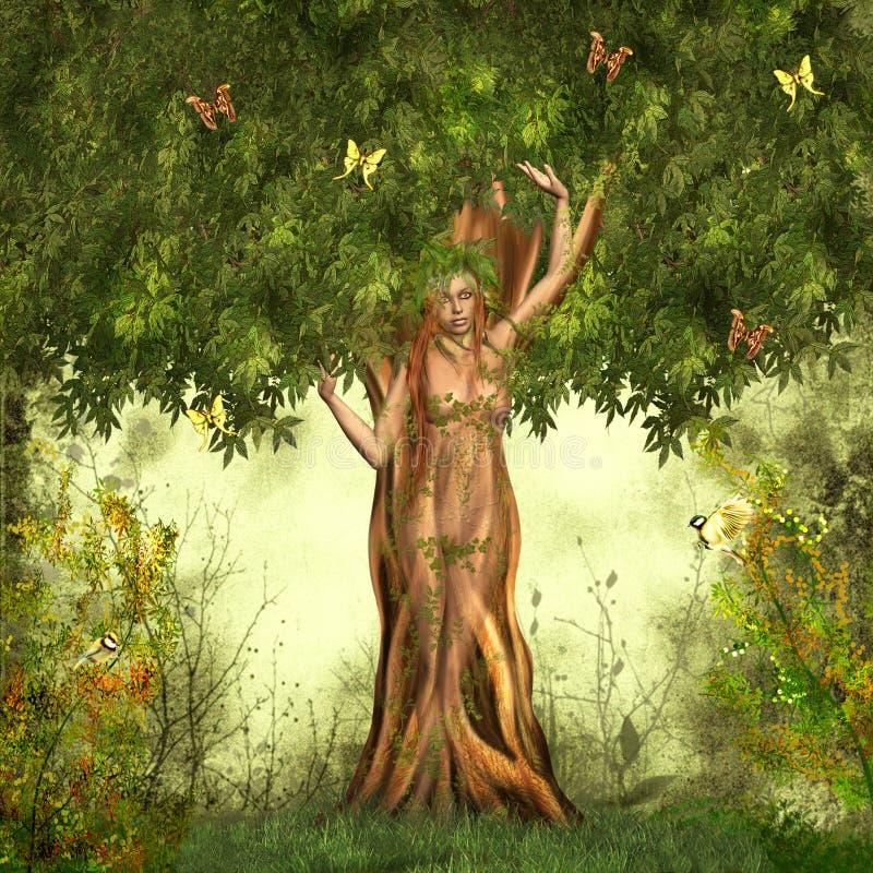 мать земли бесплатная иллюстрация