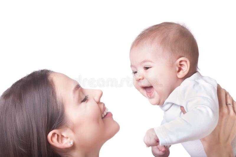 Мать и отродье стоковая фотография