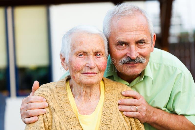 Мать и сын стоковые фотографии rf