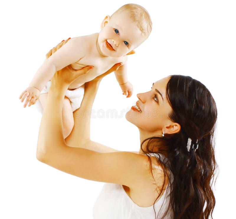 мать младенца милая стоковые фотографии rf