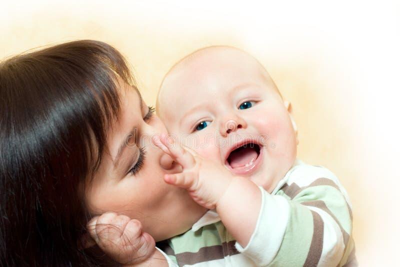 мать ребенка стоковая фотография rf