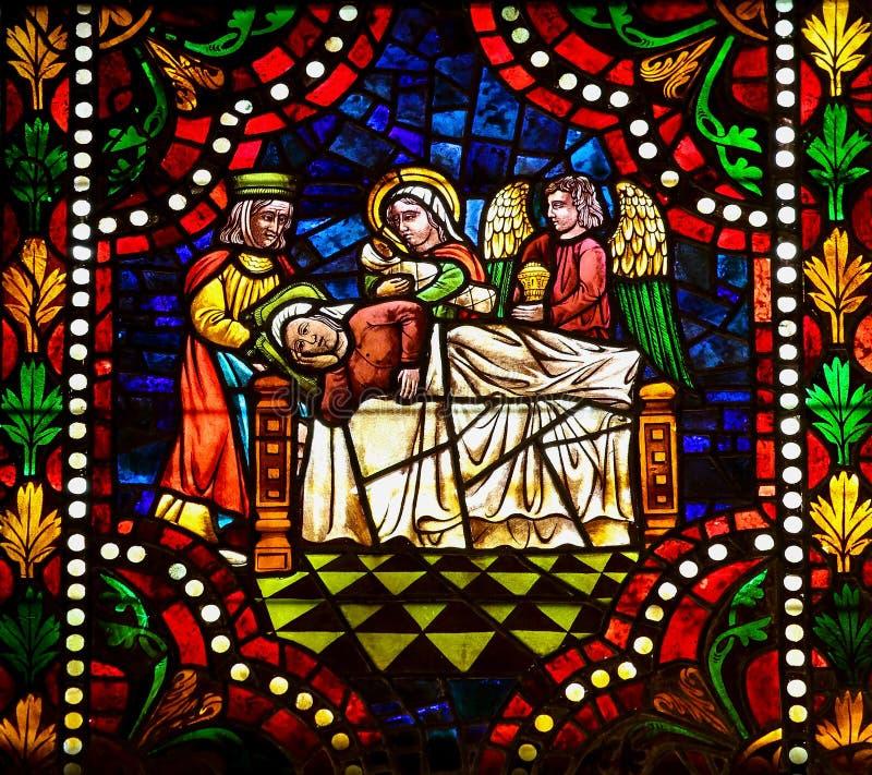 Мать Mary стоковые изображения
