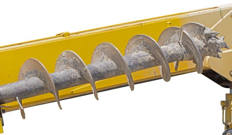 Машина для сверля отверстий стоковое изображение