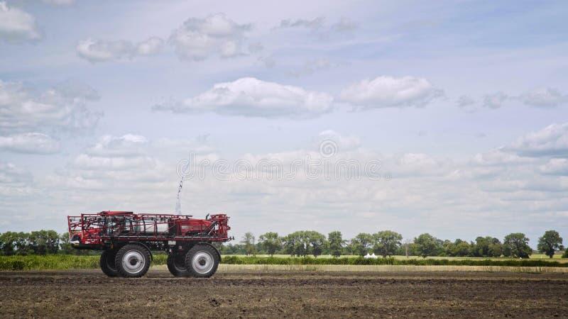 Машина земледелия сельского хозяйства Индустрия земледелия корабль земледелия стоковые фотографии rf