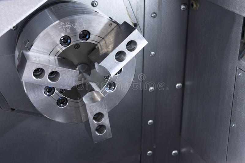 Машина решетины CNC, конец до головного запаса решетины CNC стоковые фото