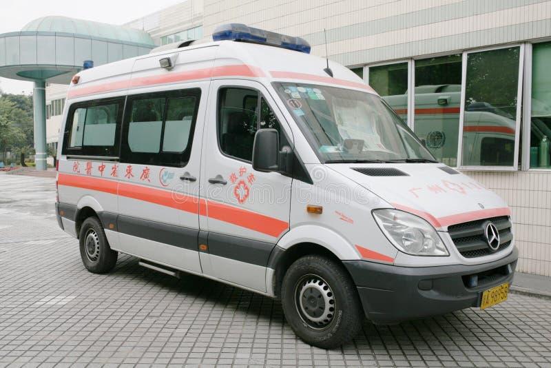 Машина скорой помощи стоковые изображения rf