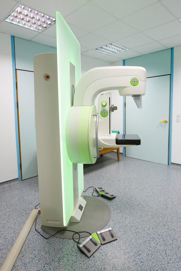 Машина скрининга груди маммографии стоковые фото