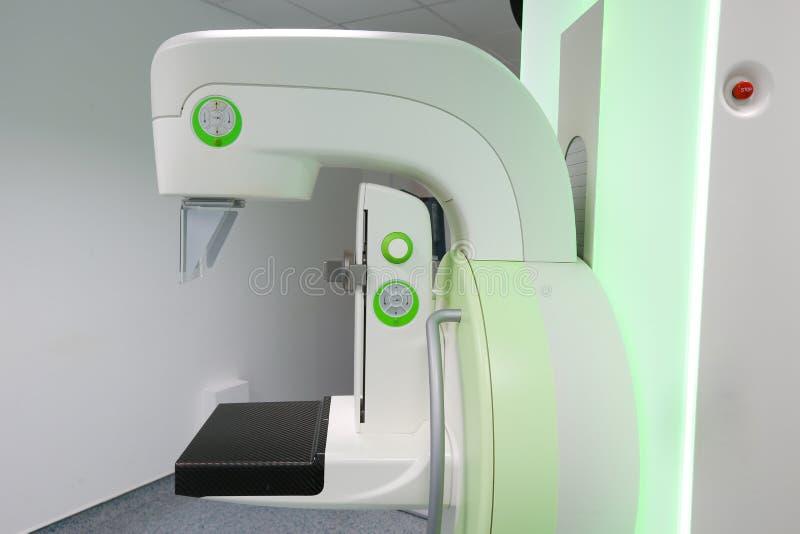 Машина скрининга груди маммографии стоковые изображения