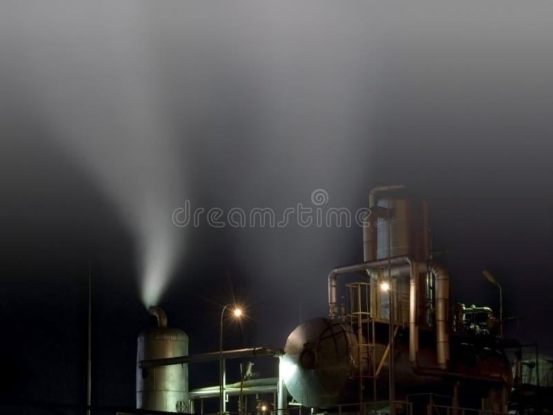 машина тумана стоковое изображение