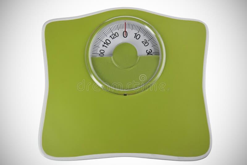 маштаб зеленого цвета ванной комнаты стоковые фотографии rf