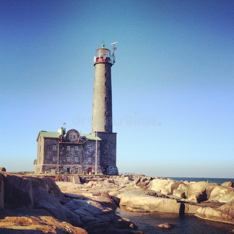 Маяк Балтийского моря стоковое фото rf